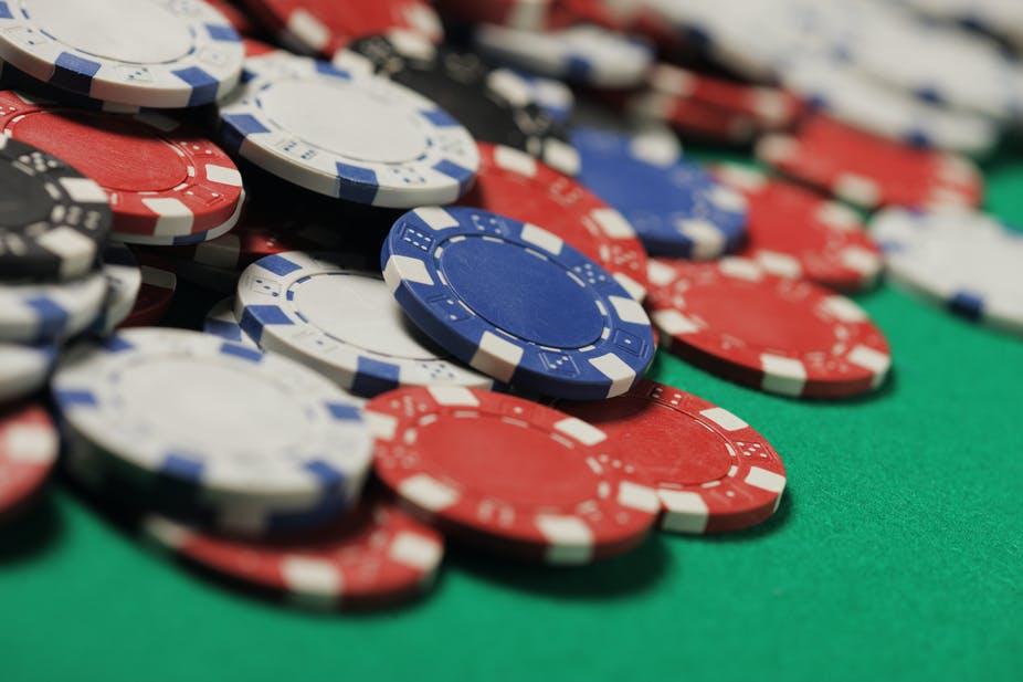 Bandar Judi Poker Atm Bri