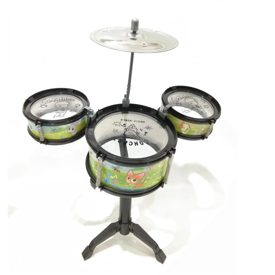 Manfaat Mainan Drum Dalam Pertumbuhan Dan Perkembangan Anak
