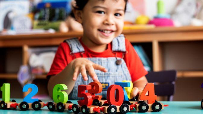 Bermain untuk Anak Paud Supaya Memahami Matematika